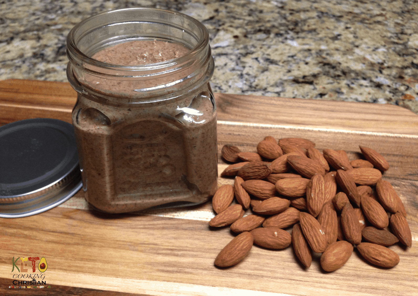 Make Your Own Almond Butter