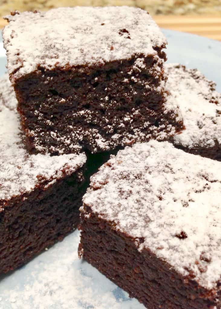 Chocolate Avocado Brownies - Keto, Low Carb & Gluten Free