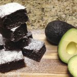 Chocolate Avocado Brownies - Keto, Low Carb & Gluten Free