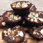 Chocolate Coconut Brownie Bites - Keto, Low Carb & Sugar Free
