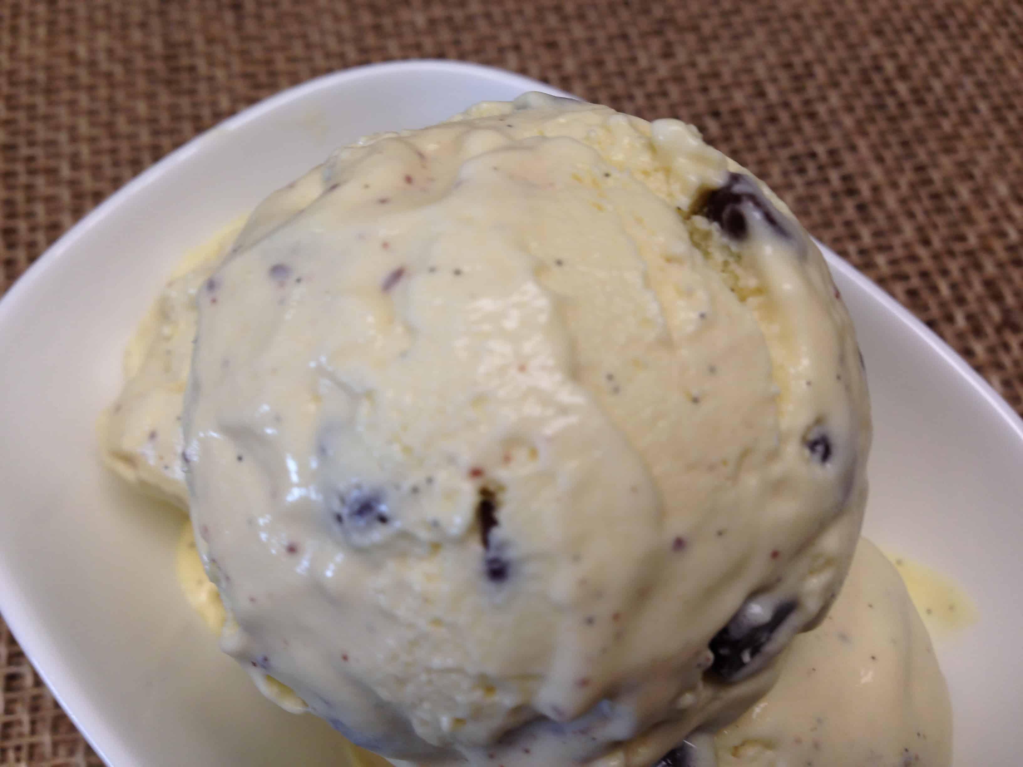 vanilla chocolate chip ice cream keto and low carb