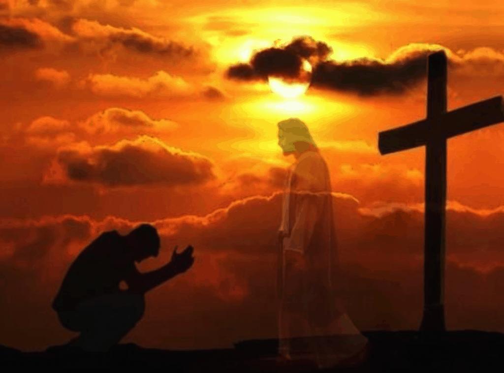 Cross and Jesus