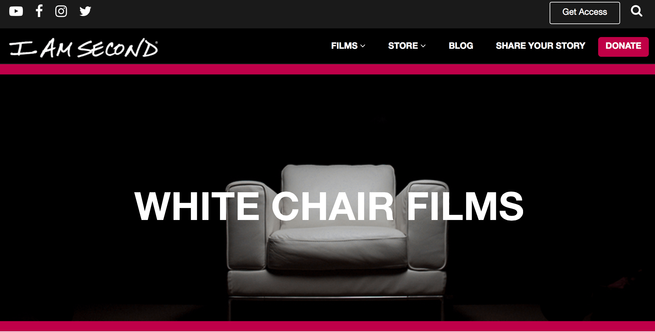 White Chair Films