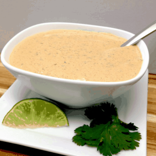 Chipotle Ranch Dressing & Dip - Keto and Low Carb