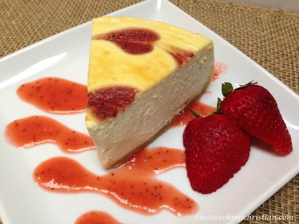 cheesecake keto low carb
