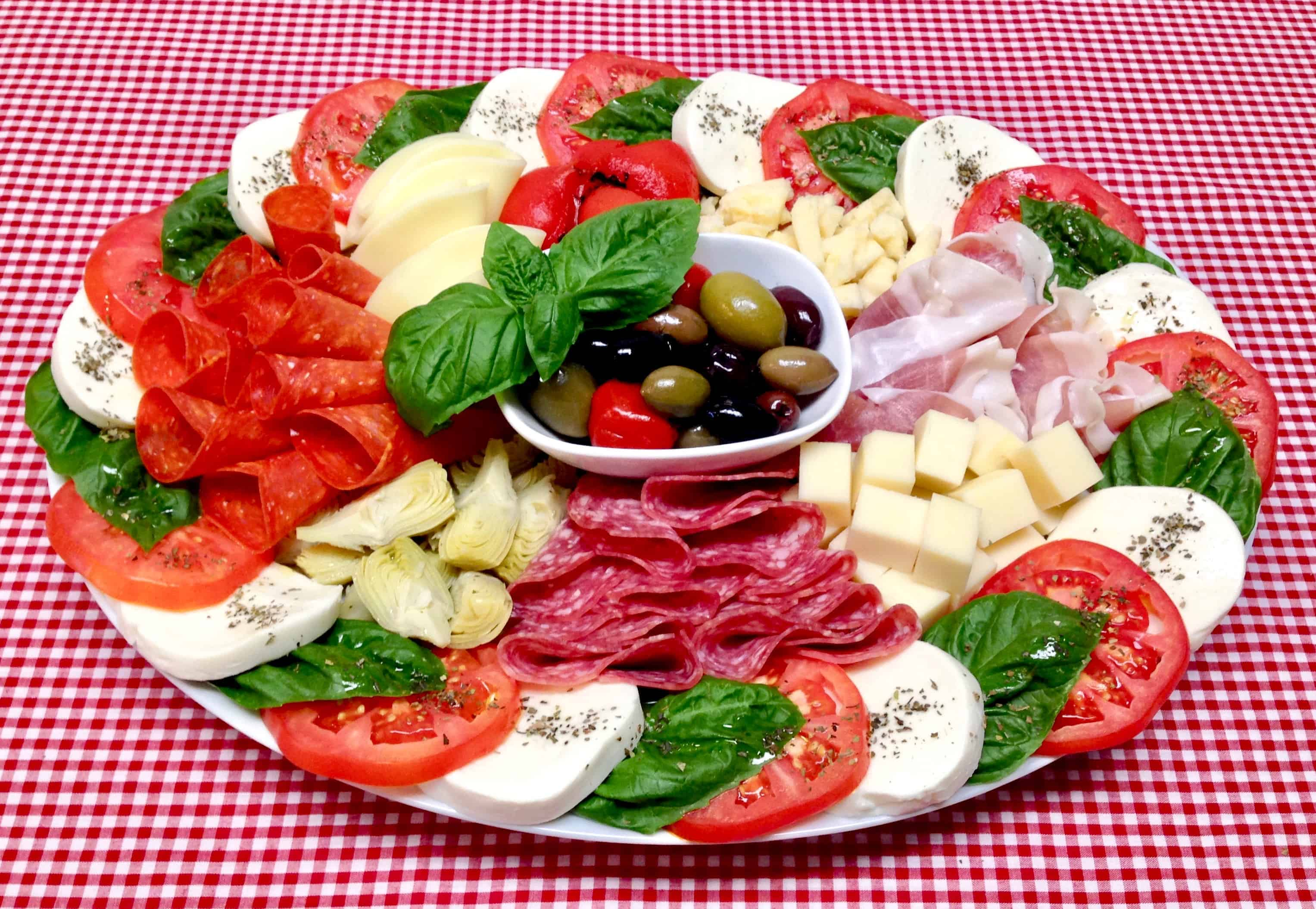Italian Antipasti Platter Keto And Low Carb Keto Cooking Christian