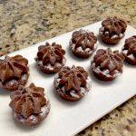 chocolate mocha cupcakes keto low carb gluten free