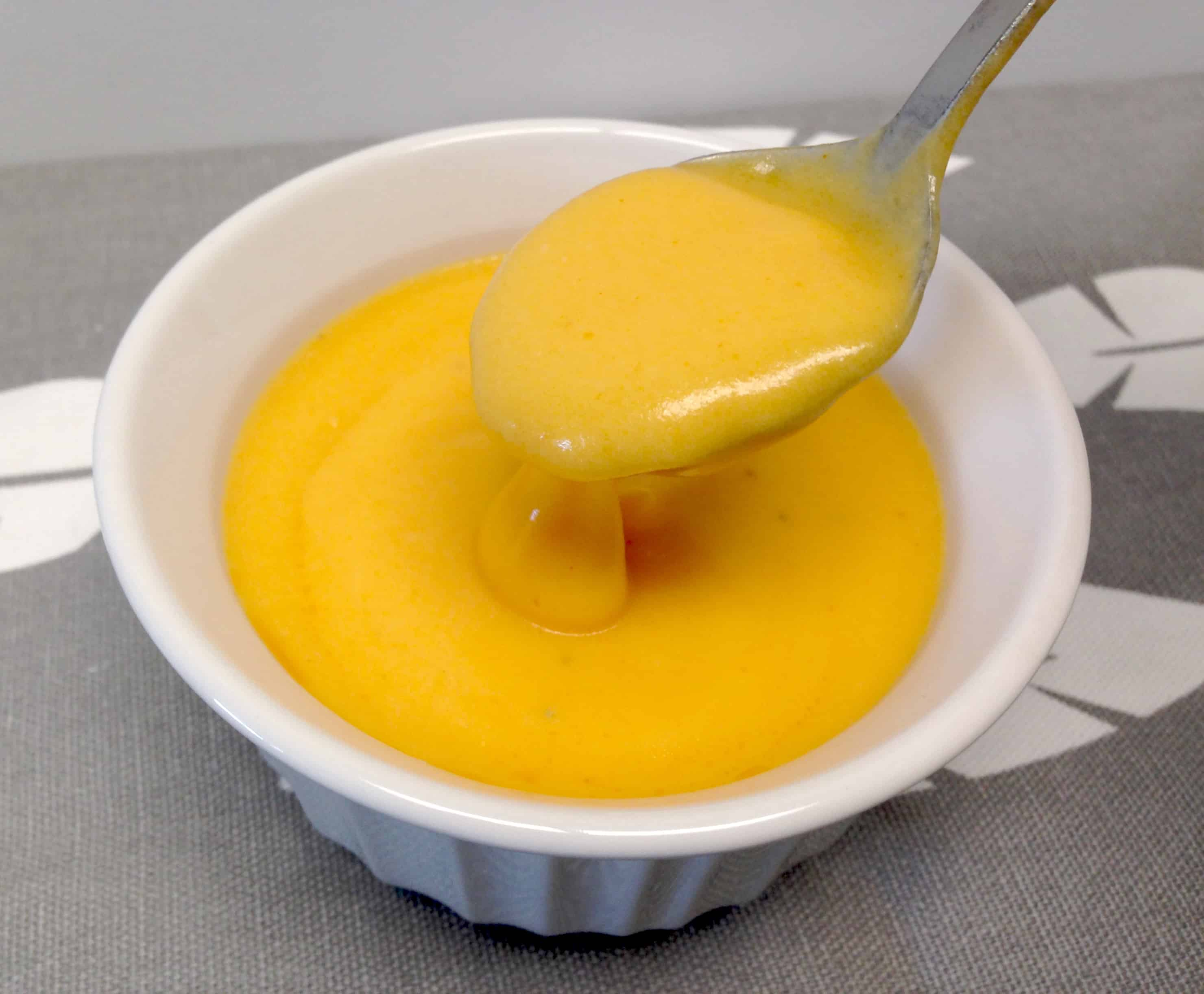 Easy Buffalo Cheese Sauce & Dip - Keto and Low Carb
