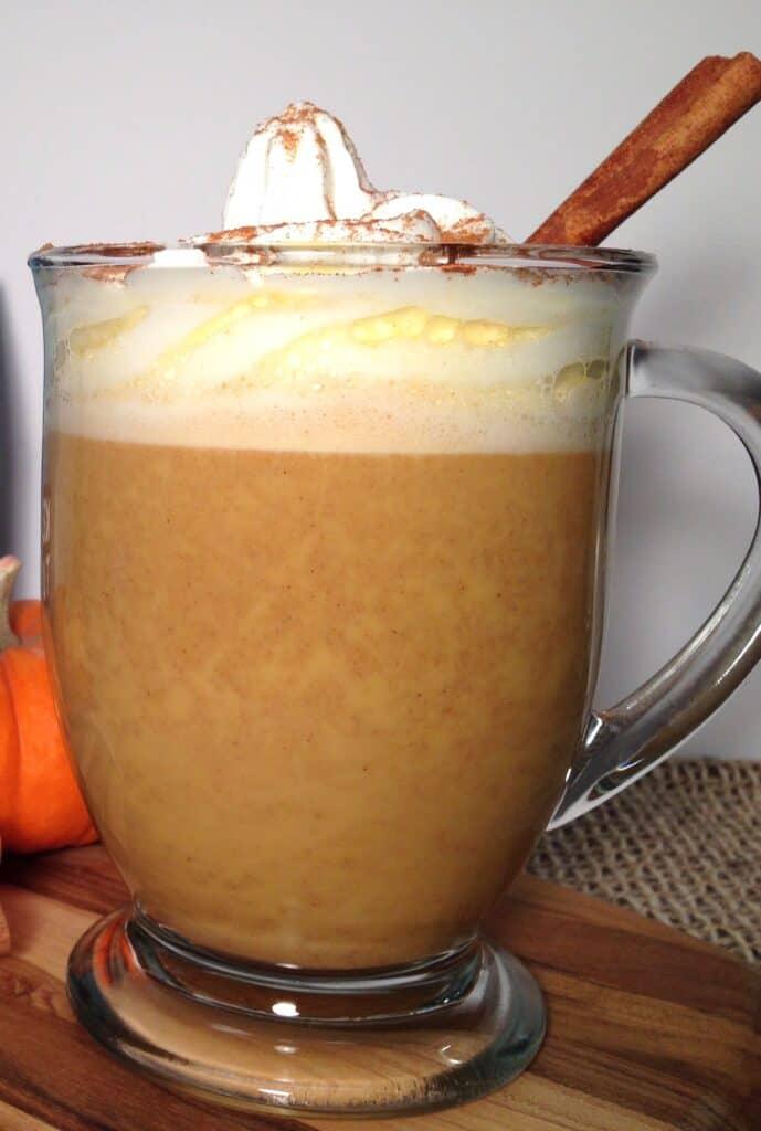 Pumpkin Spiced Bulletproof Coffee