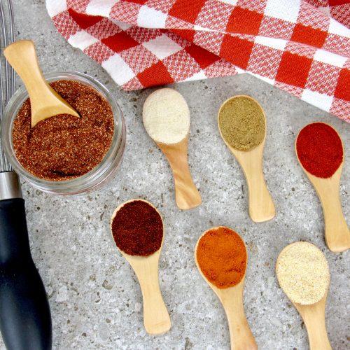 Homemade Chili Seasoning - Keto and Low Carb