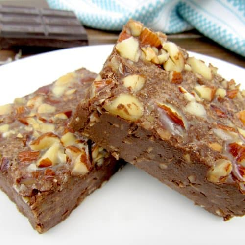 Almond Joy Fudge - Keto and Low Carb