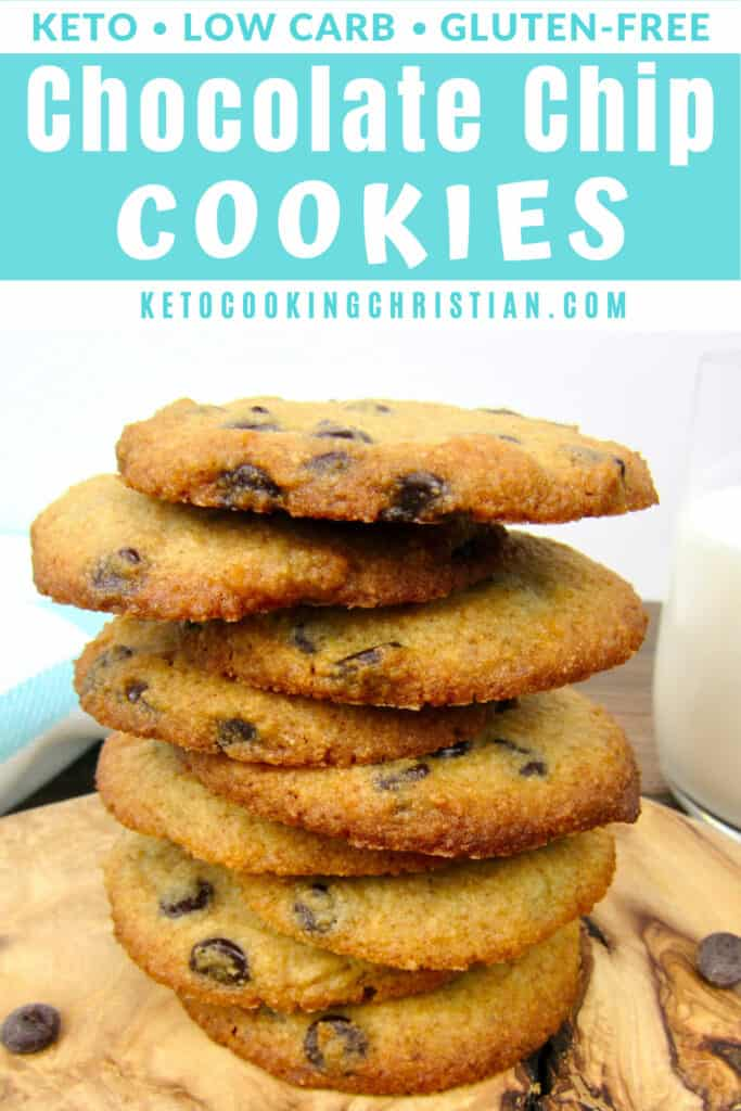 PIN Chocolate Chip Cookies