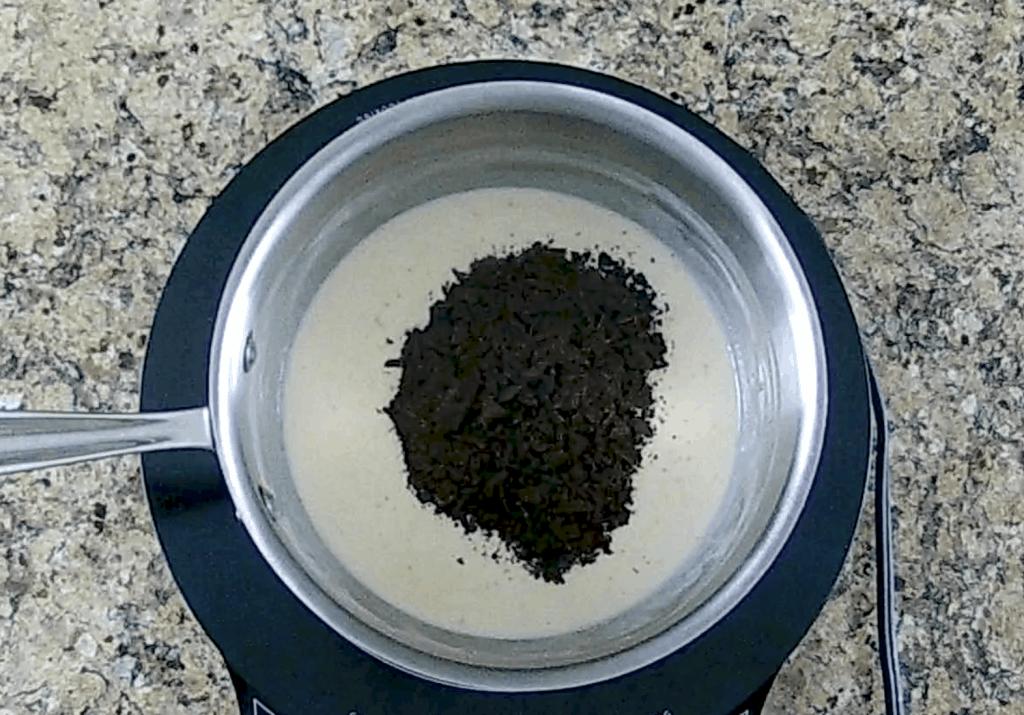 No-Bake Chocolate Raspberry Tart - Keto, Low Carb & Gluten Free