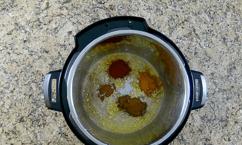 Instant Butter Chicken - Keto and Low Carb