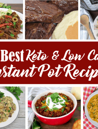 25 Best Keto & Low Carb Instant Pot Recipes