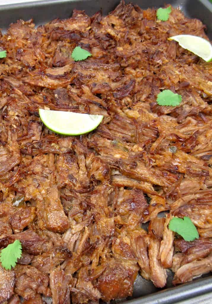 Instant Pot Pork Carnitas - Keto and Low Carb
