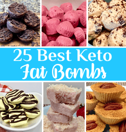 25 Best Keto Fat Bombs