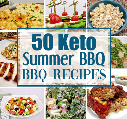 50 Keto Summer BBQ Recipes