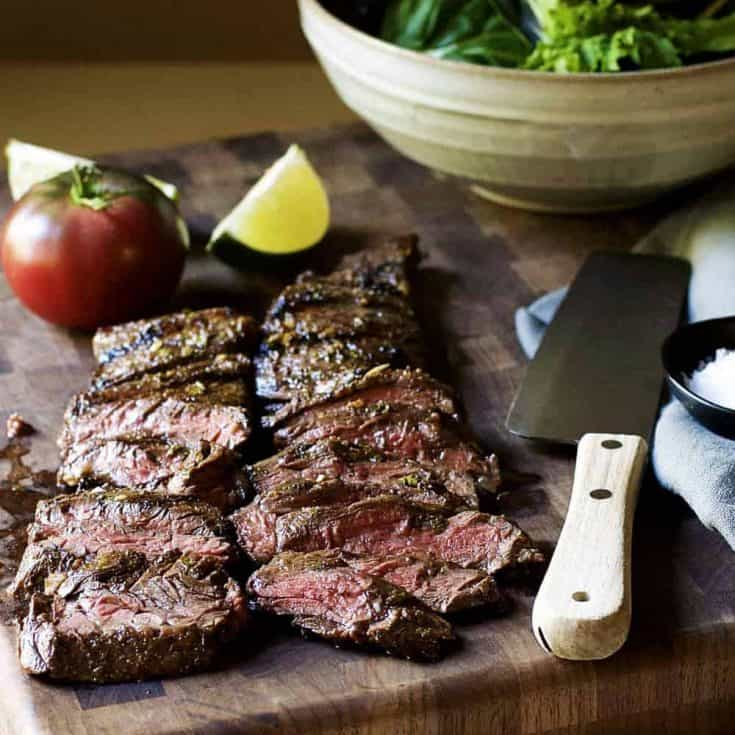 Easy and Authentic Carne Asada Recipe!