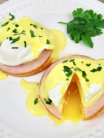 Eggs Benedict - Keto and Low Carb