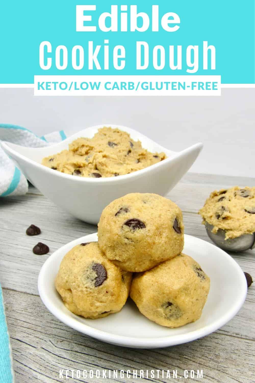 PIN edible cookie dough