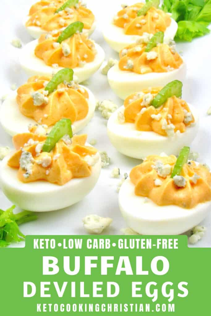 PIN Buffalo Deviled Eggs