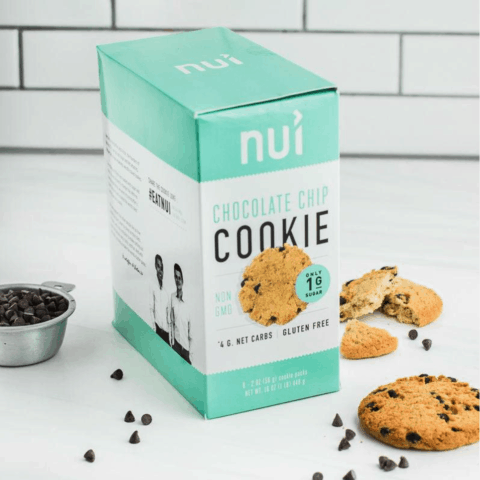 Nui Chocolate Chip Cookies