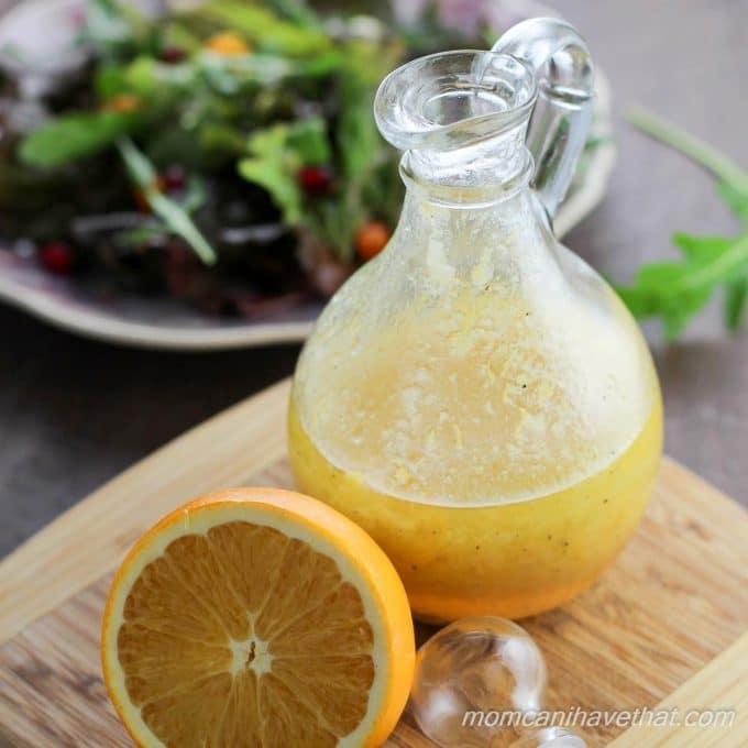 Citrus Vinaigrette (Dressing)