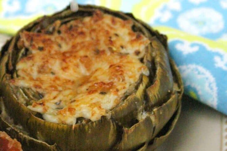 cheesy artichoke hearts, best keto side dishes
