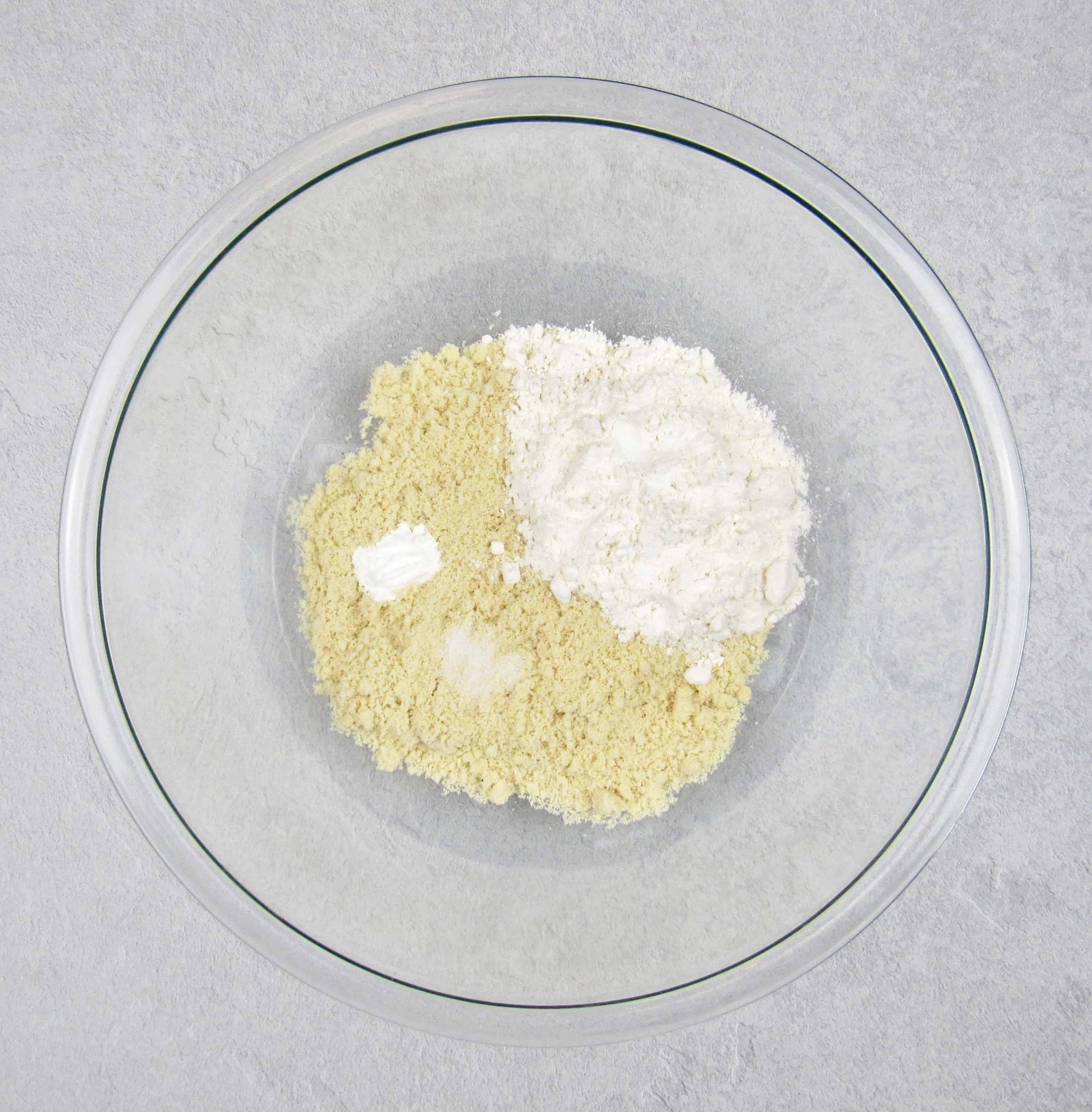 blueberry lemon scones dry mixture