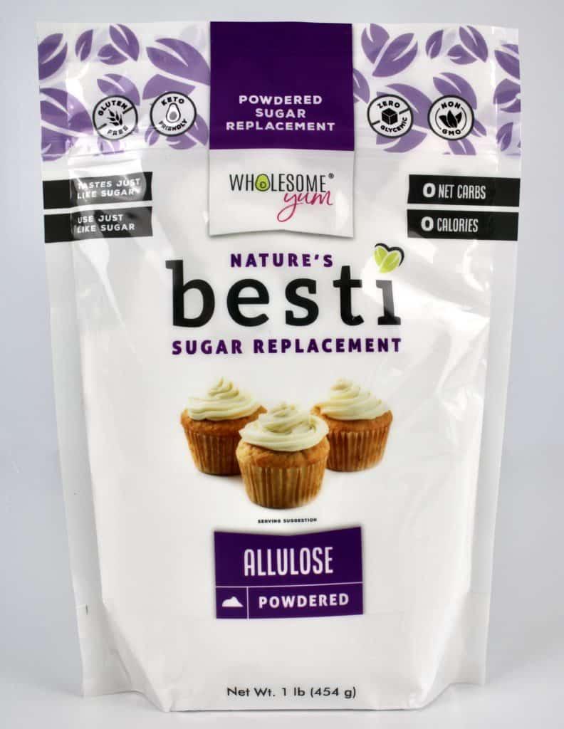 Best Allulose Powdered