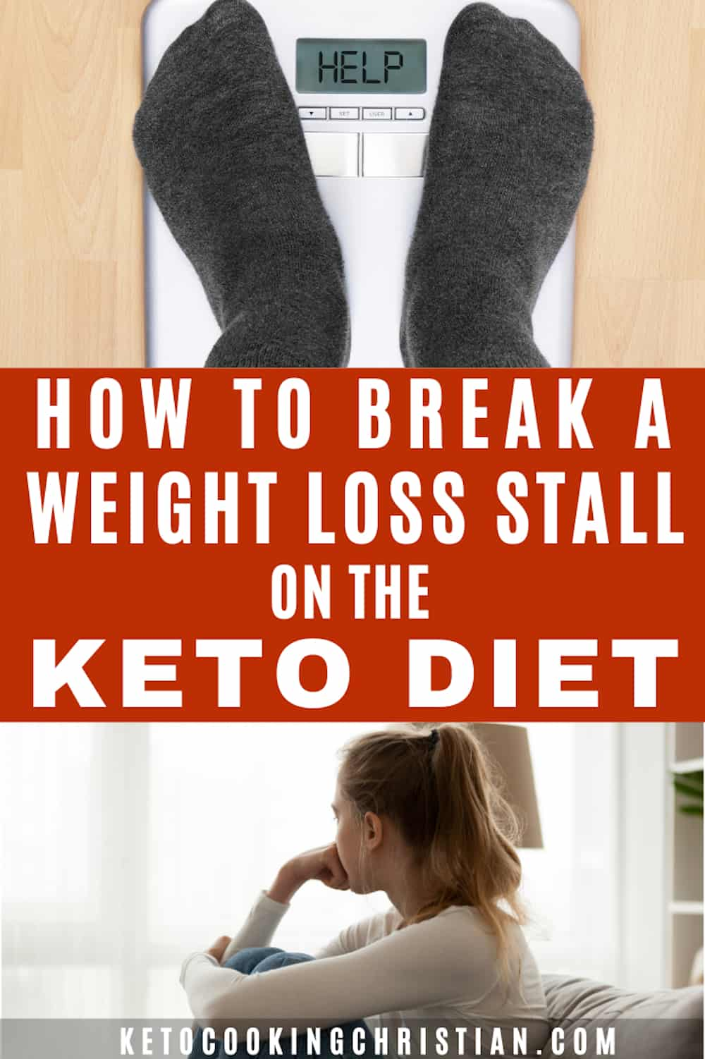 PIN How to Break a Weight Loss Stall on Keto