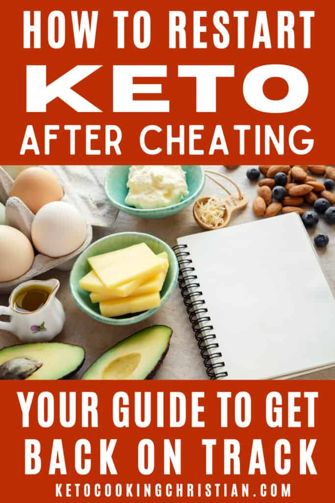 PIN How to Restart Keto After Cheating