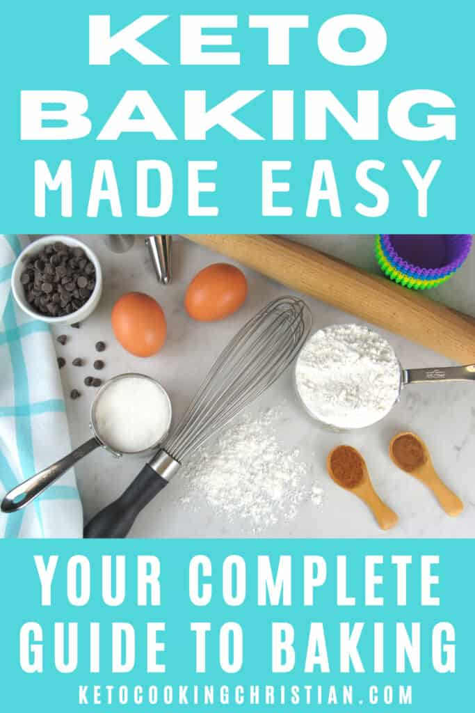 PIN Keto Baking Made Easy