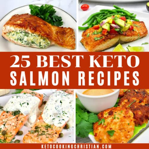 25 Best Keto Salmon Recipes