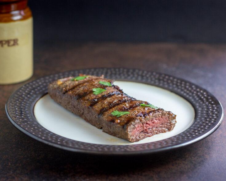 Keto Grilled Mojo Skirt Steak
