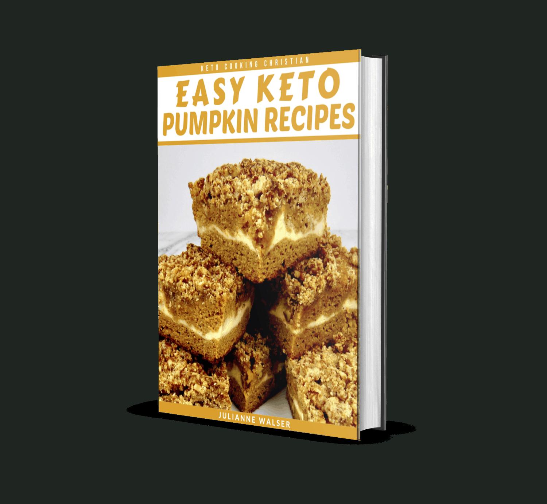 Easy Pumpkin Recipes eBook 3D Cover