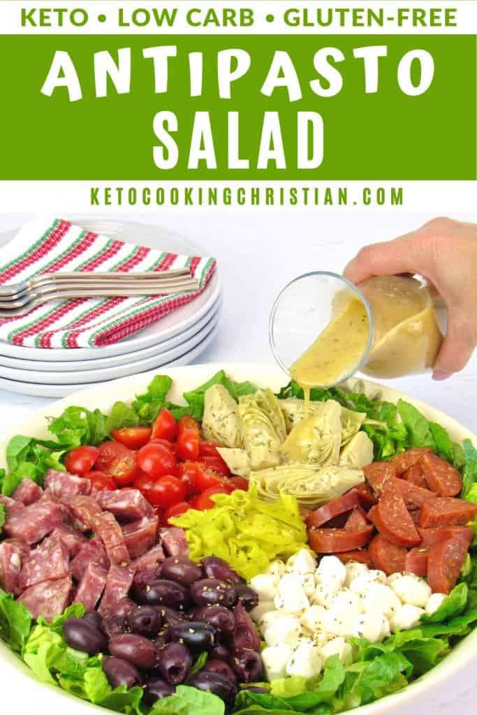 Antipasto Salad pin