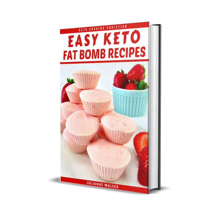 Keto Fat Bombs eBook Cover