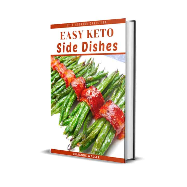 Keto Sides eBook Cover