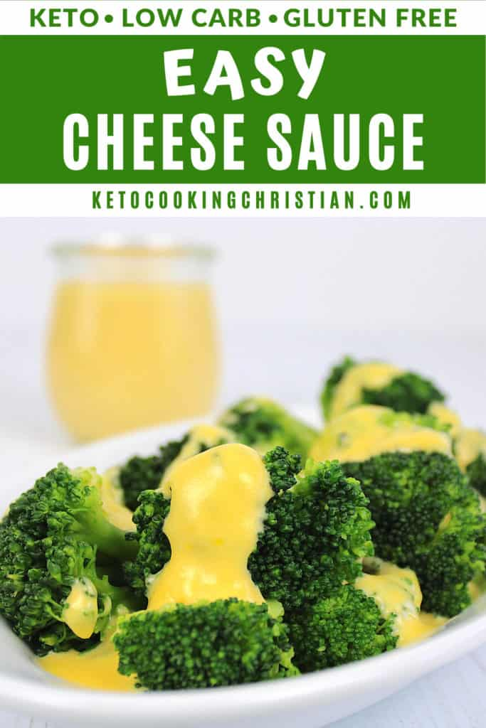 easy cheese sauce pin