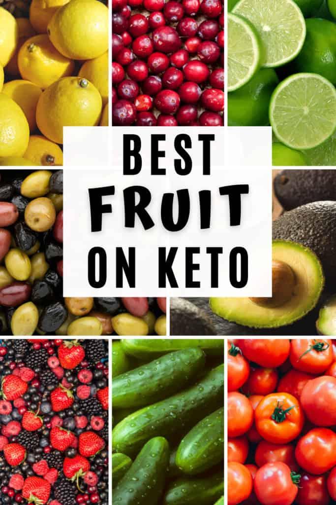 Best Fruit on Keto